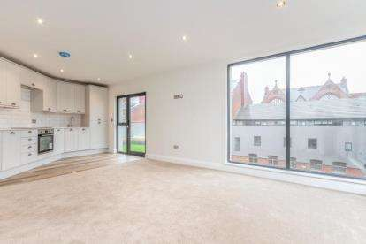 2 Bedrooms Flat for sale in The One Winckley Square, 6 Winckley Square, Preston, PR1
