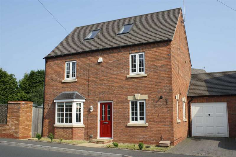 4 Bedrooms Detached House for rent in Church Road, Redditch