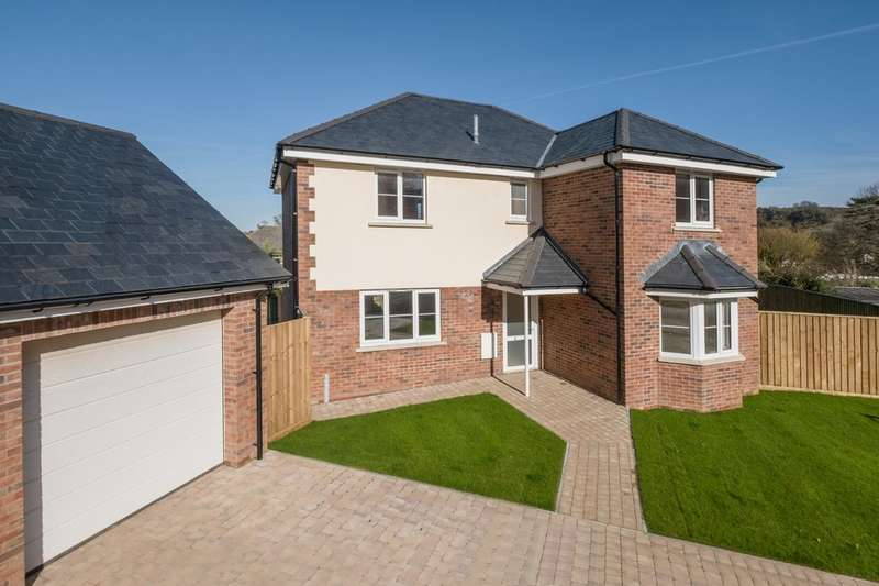 5 Bedrooms Detached House for sale in Melrose Close, Shide