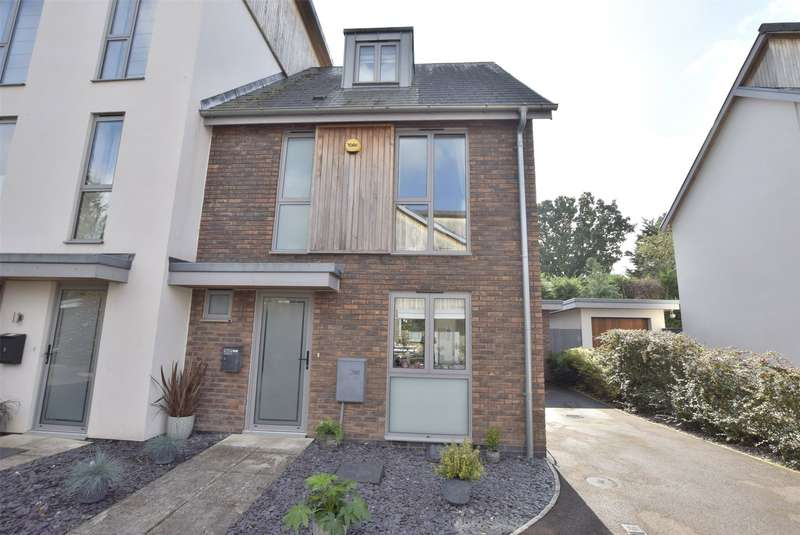 4 Bedrooms Semi Detached House for sale in Timbercombe Gate, Cheltenham, Gloucestershire, GL53