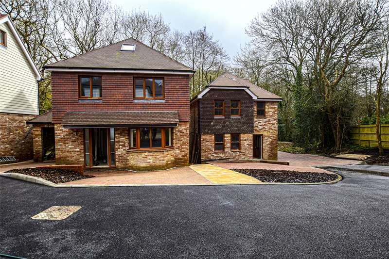 4 Bedrooms Detached House for sale in The West Trees, Beauharrow Road, St. Leonards-On-Sea, TN37