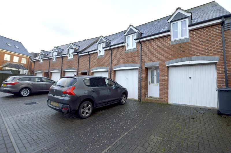 2 Bedrooms Semi Detached House for sale in Springfield Court, STONEHOUSE, Gloucestershire, GL10
