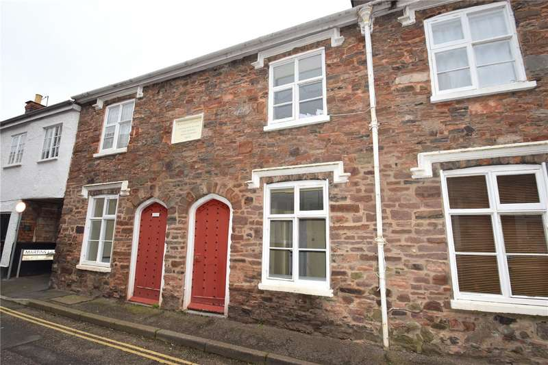 2 Bedrooms Apartment Flat for rent in Barrington Street, Tiverton, Devon, EX16