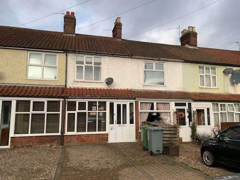 3 Bedrooms Terraced House for rent in Wroxham