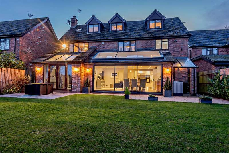 6 Bedrooms Detached House for sale in Keepers Gate Close, Sutton Coldfield