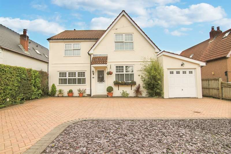 4 Bedrooms Detached House for sale in The Highway, Croesyceiliog, Cwmbran