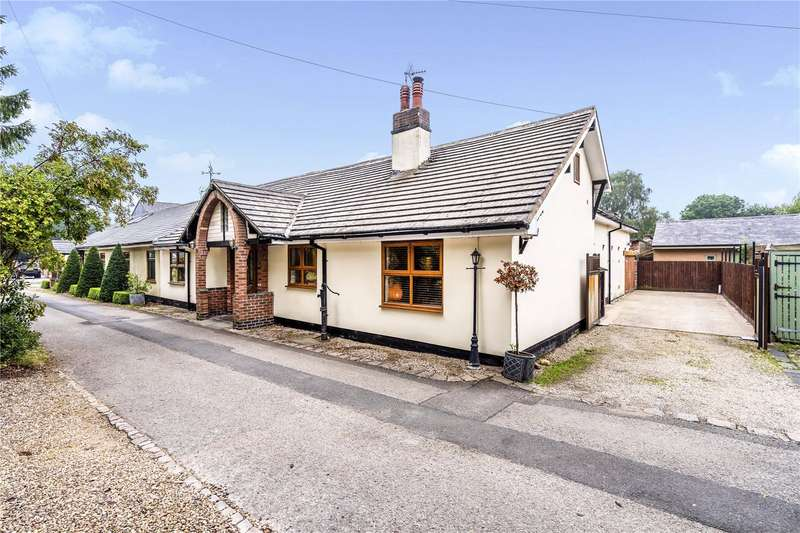 4 Bedrooms House for sale in Hall Lane, Bitteswell, Lutterworth, Leicestershire, LE17