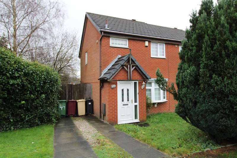 3 Bedrooms End Of Terrace House for sale in Duncombe Road, Bolton