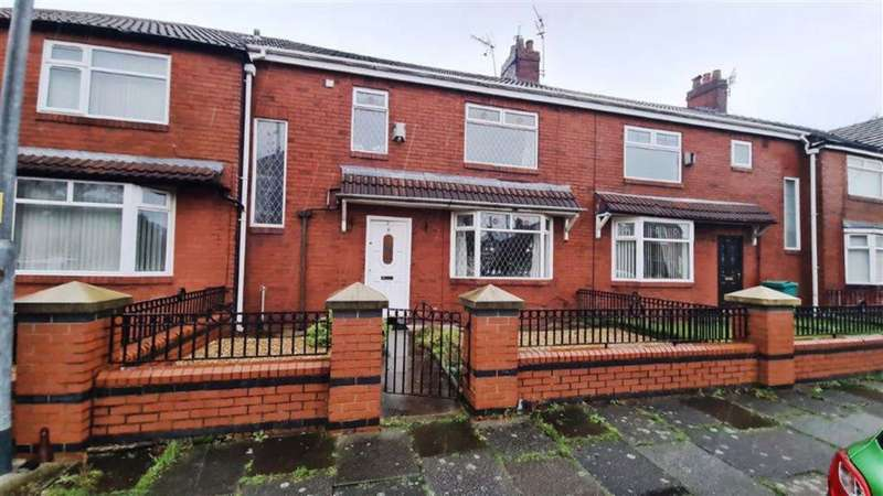 3 Bedrooms Terraced House for sale in Ashbrook Street, Delamere Park, Manchester