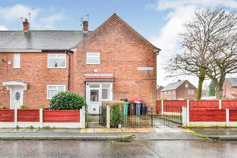 2 Bedrooms Maisonette Flat for sale in Carrswood Road, Manchester, Greater Manchester, M23