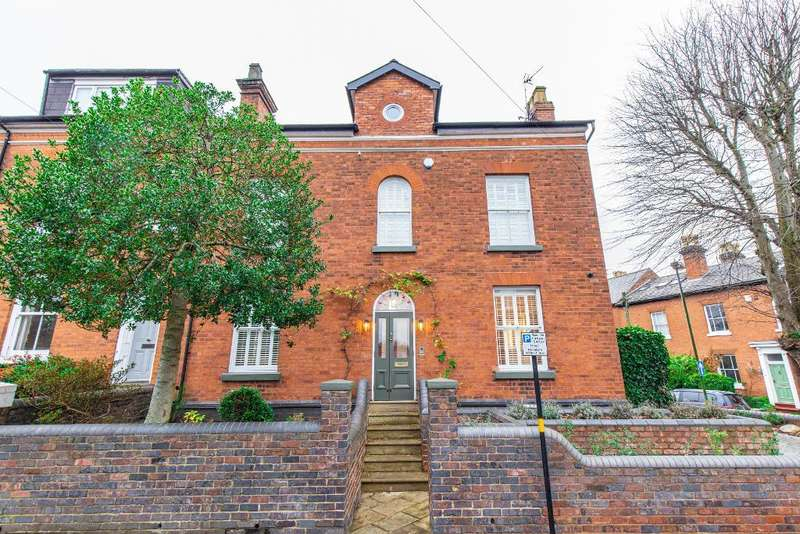 5 Bedrooms Terraced House for sale in St Johns Road, Harborne, Birmingham, B17 9LD