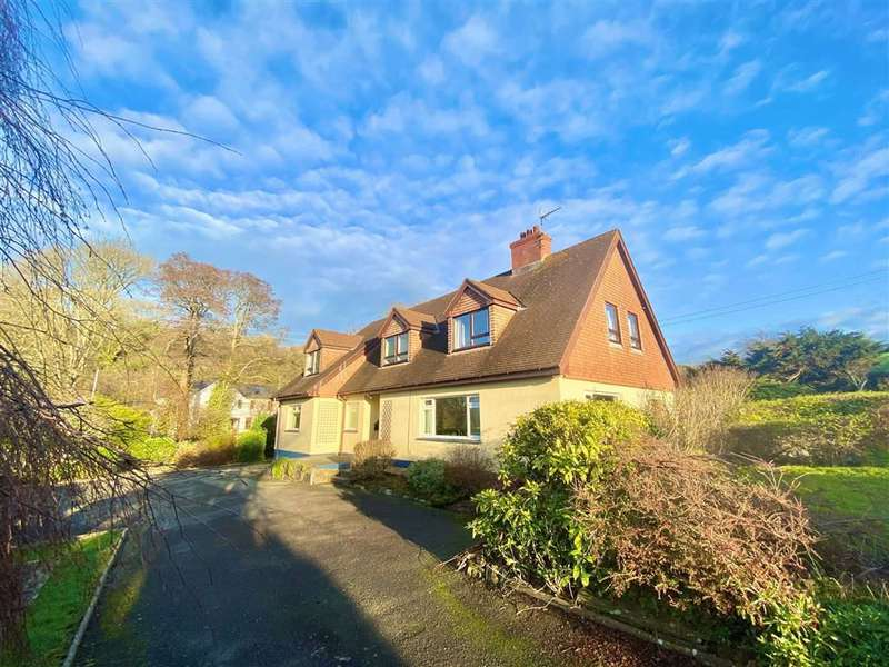 6 Bedrooms Detached House for sale in TRESAITH, Ceredigion