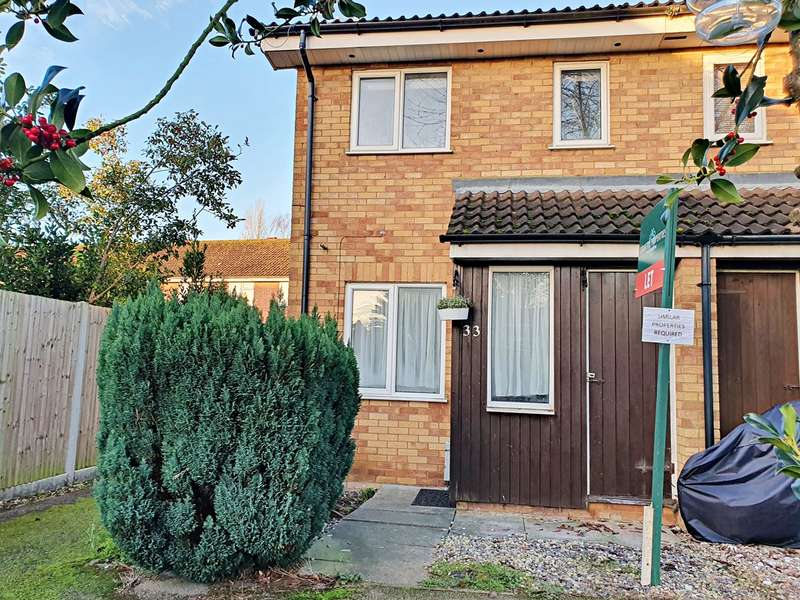 1 Bedroom End Of Terrace House for rent in Wellington Drive, Welwyn Garden City, AL7