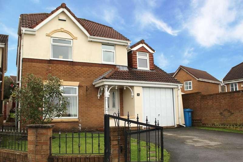 5 Bedrooms Detached House for sale in Waterside Close, Moorside