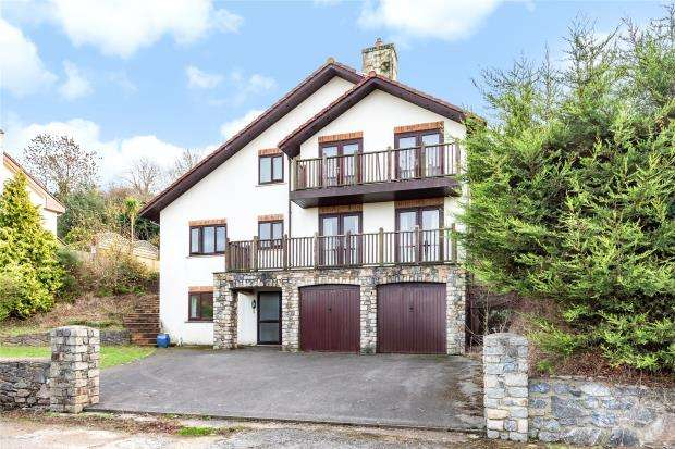 4 Bedrooms Detached House for sale in Southdown Hill, Brixham
