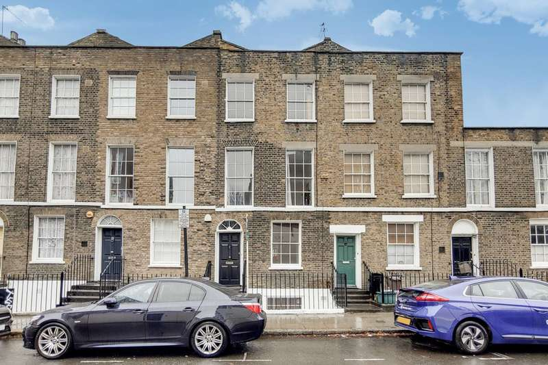 4 Bedrooms House for sale in Ritchie Street, Islington, N1