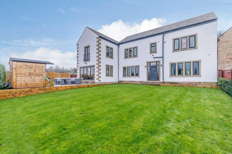 6 Bedrooms Semi Detached House for sale in Stubley Farm, Stubley Farm Road, Heckmondwike, WF16 9DD