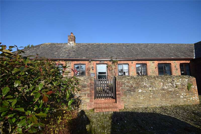3 Bedrooms Bungalow for sale in The Stables, Peagham Barton, Torrington, EX38