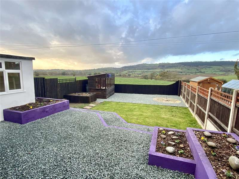 2 Bedrooms Apartment Flat for sale in 3 Wayside, Chirbury, Shropshire, SY15 6BS