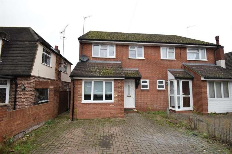 6 Bedrooms Semi Detached House for rent in Press Road, Uxbridge, UB8