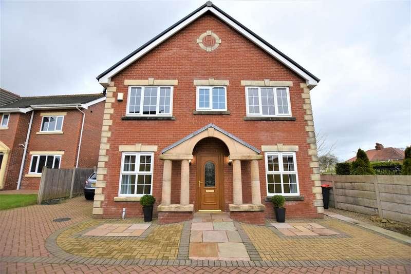 6 Bedrooms Detached House for sale in Tudor Close, Poulton-le-Fylde