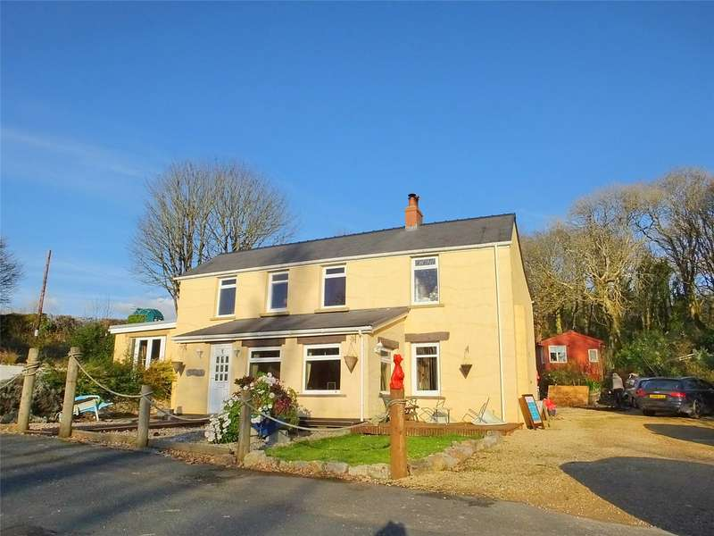5 Bedrooms Detached House for sale in Habititabities, Narberth Road, Tenby, Pembrokeshire