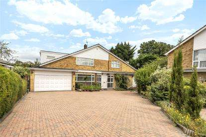 5 Bedrooms Detached House for sale in Aspen Copse, Bromley