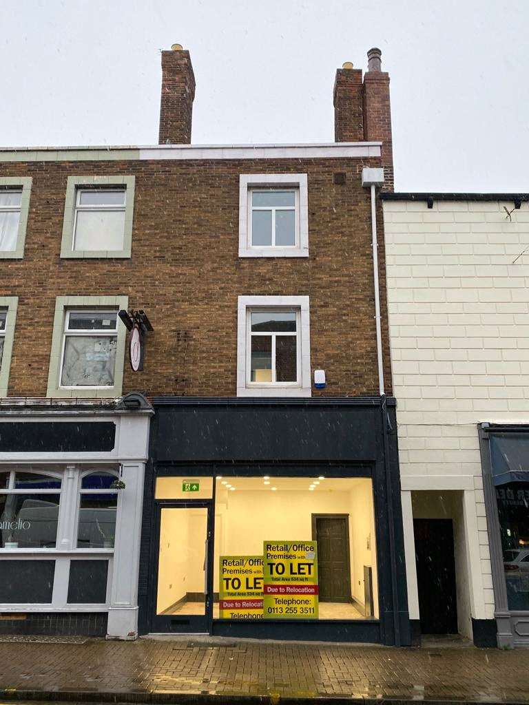 Office Commercial for rent in Wood Street, Wakefield, WF1