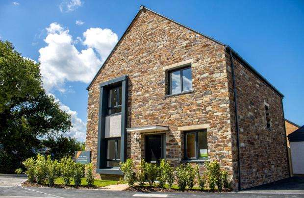 4 Bedrooms Detached House for sale in South Hill Road, Callington, Cornwall
