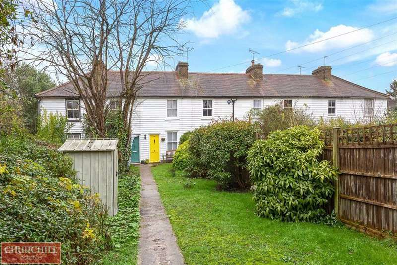 2 Bedrooms Cottage House for sale in Manor Road, Chigwell, Essex