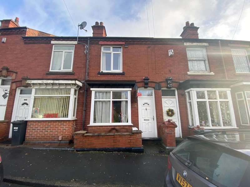 2 Bedrooms Terraced House for rent in Bradleymore Road, Brierley Hill