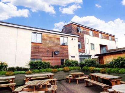 Flat for sale in High Street, Newmarket, Suffolk