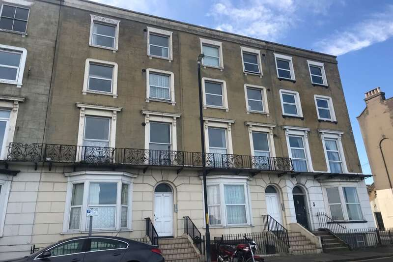 1 Bedroom Flat for rent in Ethelbert Terrace, Margate, CT9