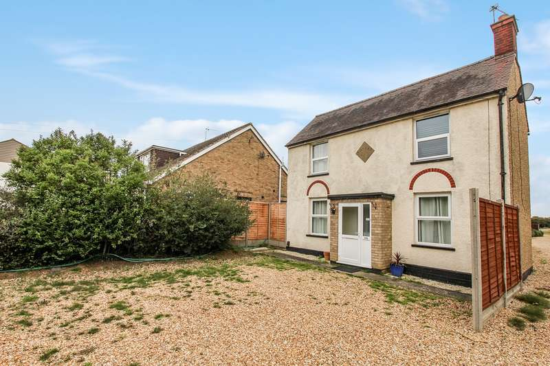 3 Bedrooms Detached House for sale in Milton Road, Clapham, Bedford, MK41