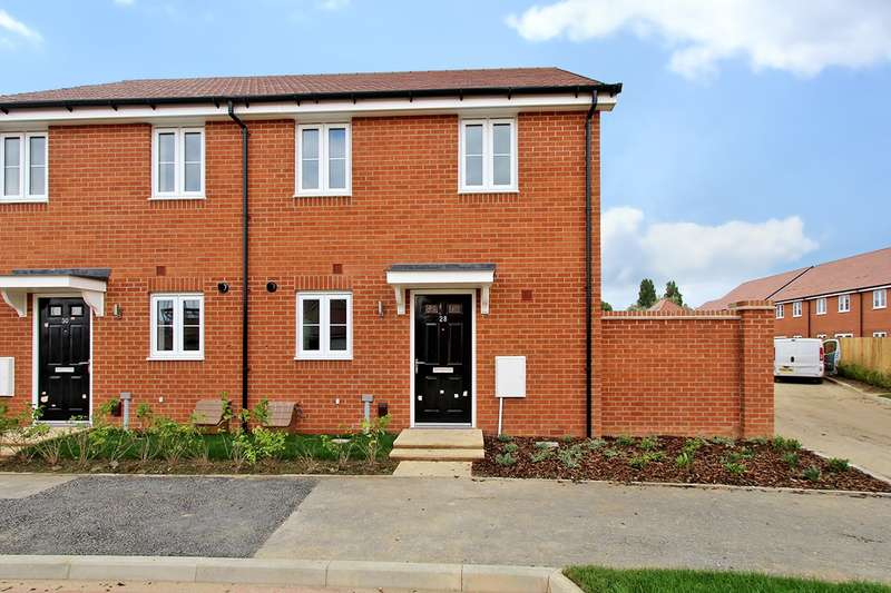 3 Bedrooms End Of Terrace House for sale in Tavistock Place, Bedford, Bedford, MK45