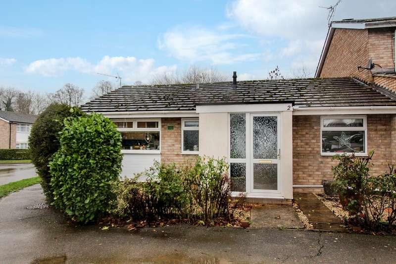 2 Bedrooms Bungalow for sale in Dewlands, Oakley, Bedford, MK43