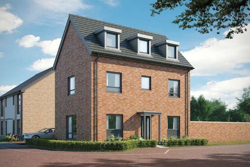 4 Bedrooms Detached House for sale in Wavendon chase , Wavendon, Milton Keynes, MK17