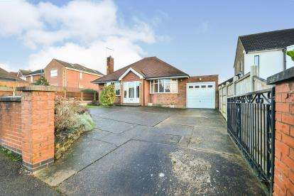 4 Bedrooms Bungalow for sale in Dalestorth Road, Sutton-In-Ashfield, Nottinghamshire, Notts