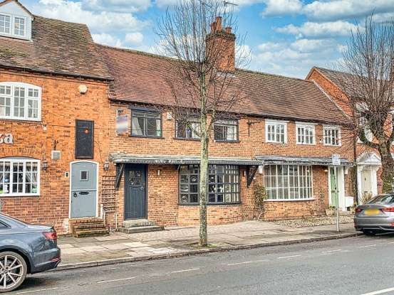 3 Bedrooms Cottage House for sale in High Street, Henley-In-Arden, West Midlands, B95 5AN