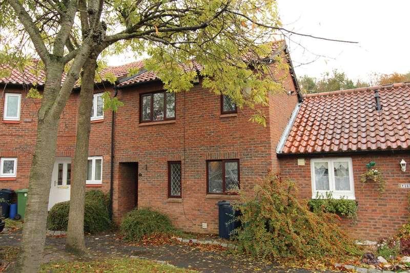 2 Bedrooms Terraced House for rent in Caplestone Close, Lambton, Washington, Tyne and Wear, NE38