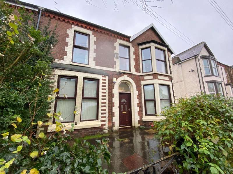 2 Bedrooms Apartment Flat for sale in Molineux Avenue, Liverpool