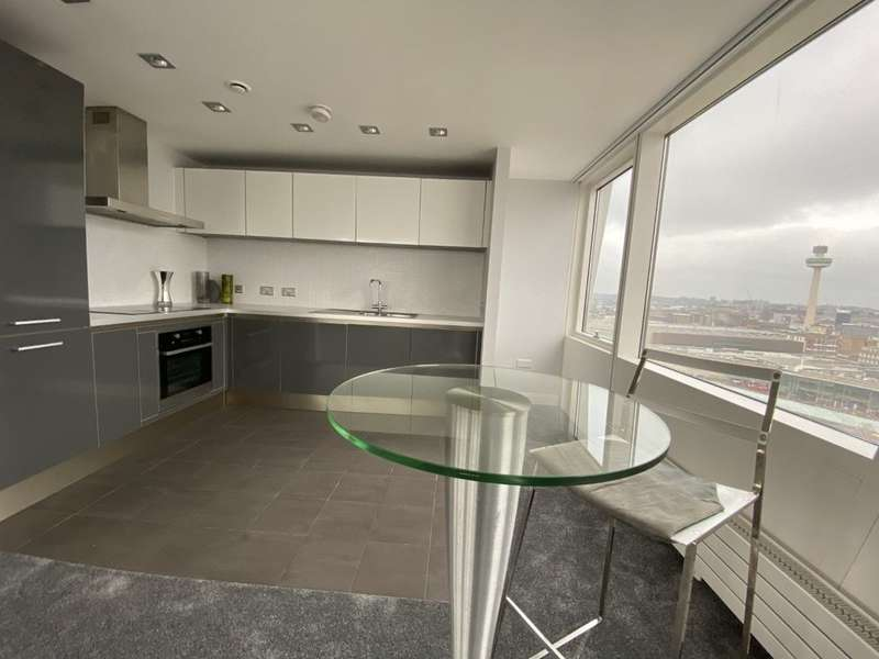 3 Bedrooms Flat for rent in 31 Strand Street, Liverpool,