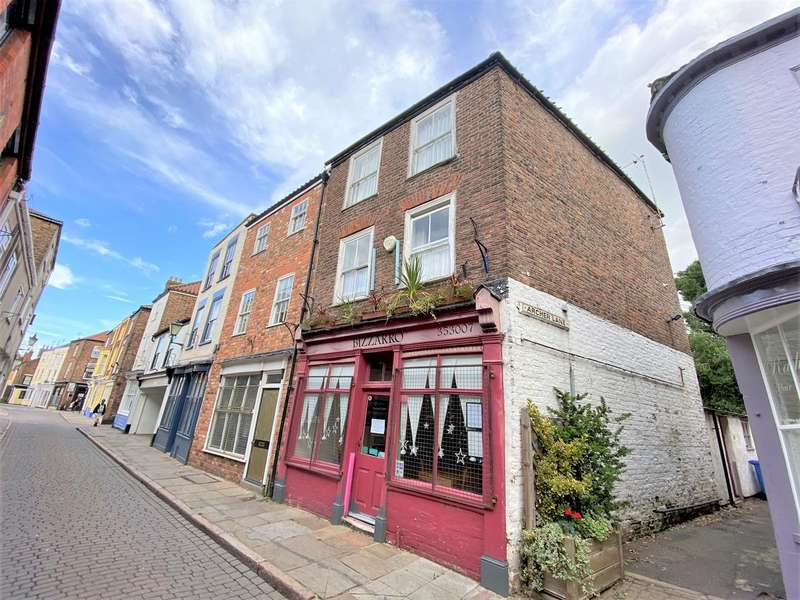 4 Bedrooms House for sale in Wormgate, Boston, Lincs, PE21 6NR