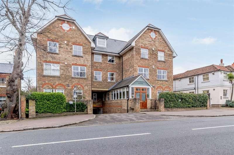2 Bedrooms Flat for rent in Sovereign House, Royal Parade, Chislehurst, BR7 6SN