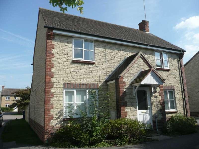 4 Bedrooms Detached House for rent in Corncrake Way, Langford Village
