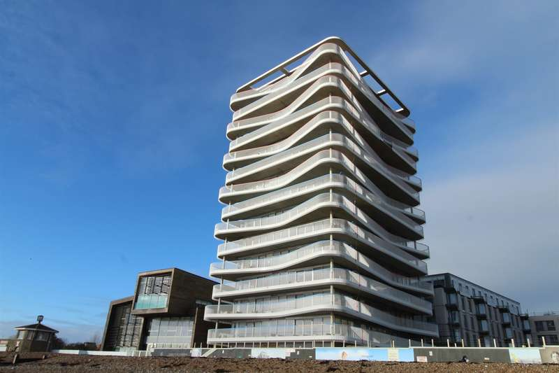 3 Bedrooms Apartment Flat for rent in Bayside Apartments, Brighton Road, Worthing, BN11