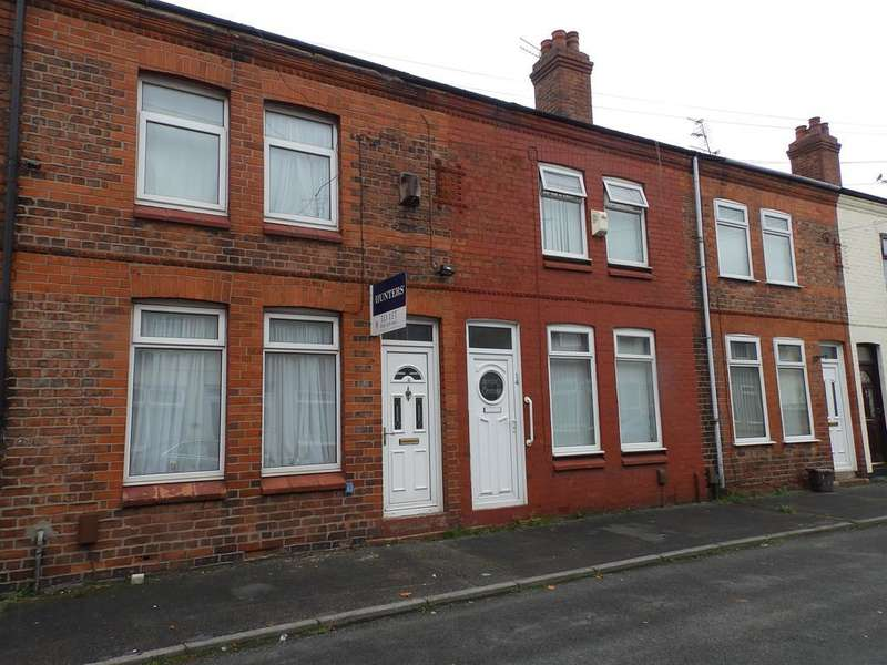 2 Bedrooms Terraced House for rent in Kingsley Road, Ellesmere Port, CH65 4AW