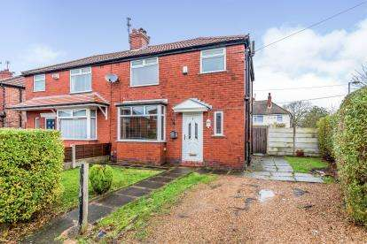 3 Bedrooms Semi Detached House for sale in Ashdale Crescent, Droylsden, Manchester