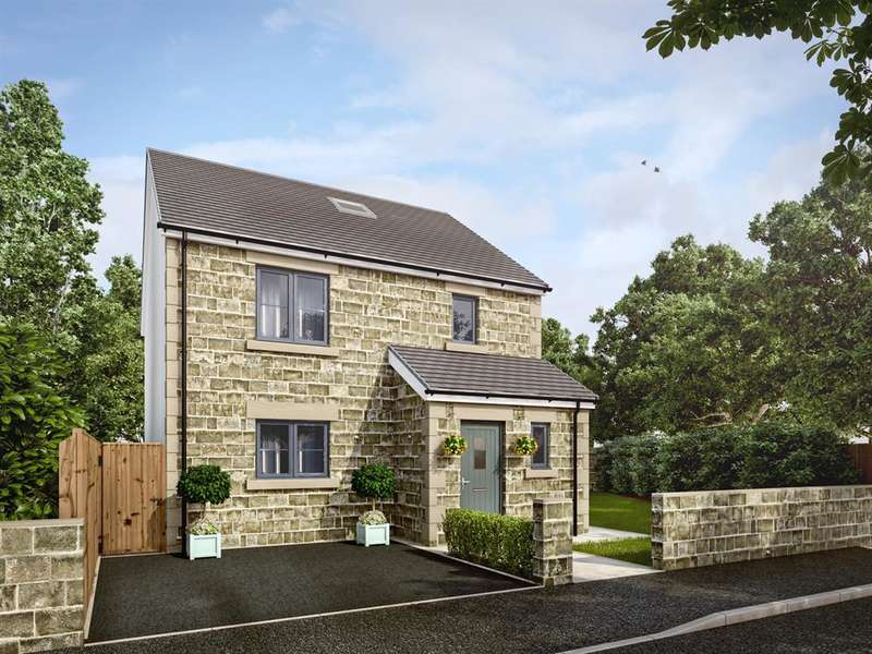 4 Bedrooms Detached House for sale in Pimlico House, Fox Street, Clitheroe