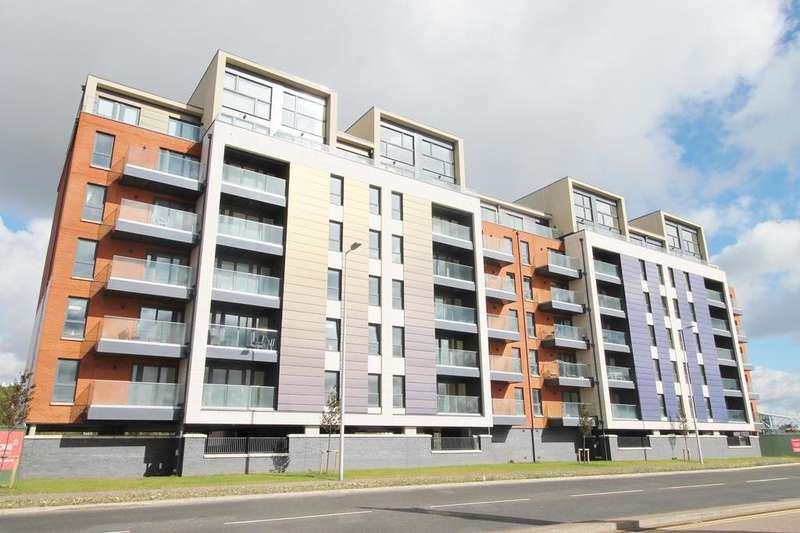 2 Bedrooms Flat for rent in Riverside Drive, Dundee, DD1 4XD